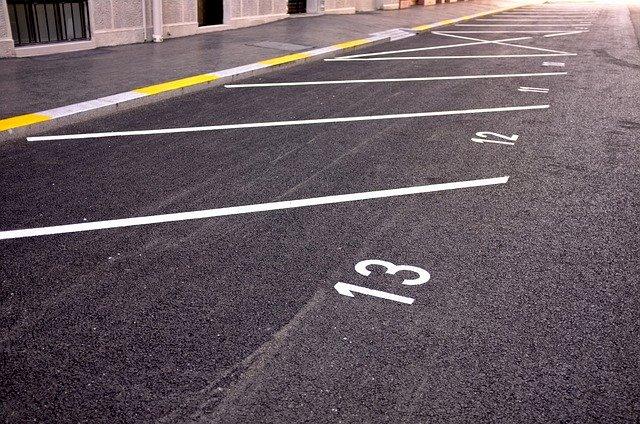 parking extérieur locatif