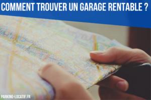 Comment trouver un garage rentable ?