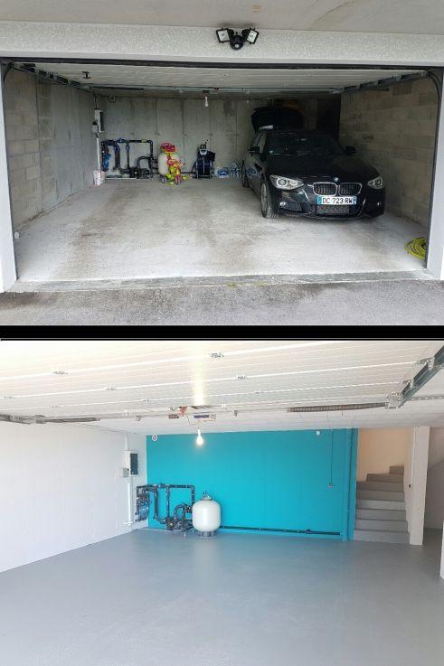 investir dans un garage