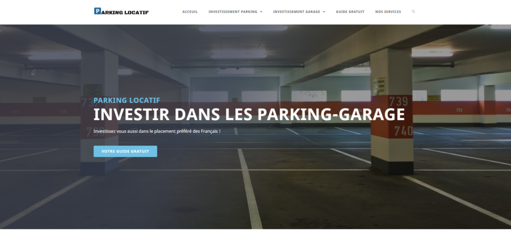 site investir parking-locatif.fr