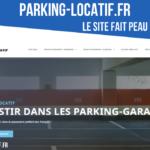 Parking-locatif.fr : Le site fait peau neuve !