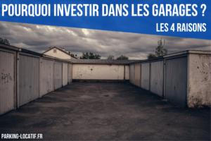 Pourquoi investir dans un Garage ?
