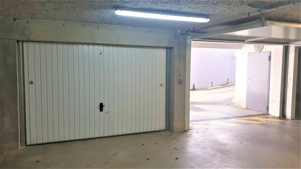 Box de stockage en sous-sol