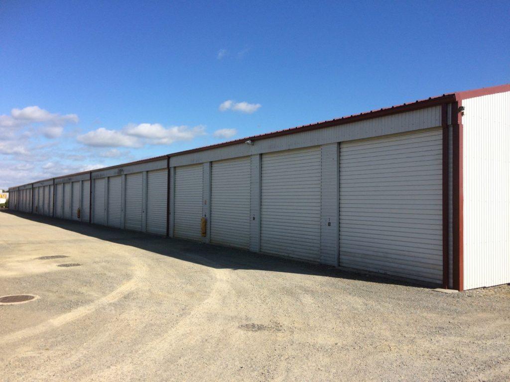Garage Nantes extérieur formation parking rentable